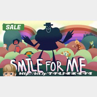 Smile For Me Steam Key 🔑 / Worth $12.99 / 𝑳𝑶𝑾𝑬𝑺𝑻 𝑷𝑹𝑰𝑪𝑬 / TYL3RKeys✔️