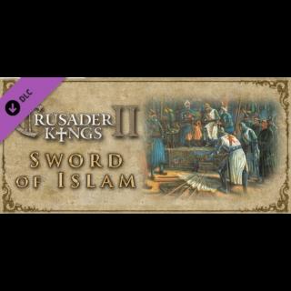 Crusader Kings II: Sword of Islam Steam Key 🔑 / Worth $9.99 / 𝑳𝑶𝑾𝑬𝑺𝑻 𝑷𝑹𝑰𝑪𝑬 / TYL3RKeys✔️
