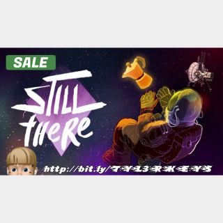STILL THERE Steam Key 🔑 / Worth $14.99 / 𝑳𝑶𝑾𝑬𝑺𝑻 𝑷𝑹𝑰𝑪𝑬 / TYL3RKeys✔️
