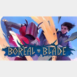 Boreal Blade Steam Key 🔑 / Worth $3.99 / 𝑳𝑶𝑾𝑬𝑺𝑻 𝑷𝑹𝑰𝑪𝑬 / TYL3RKeys✔️