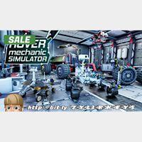 Rover Mechanic Simulator Steam Key 🔑 / Worth $11.99 / 𝑳𝑶𝑾𝑬𝑺𝑻 𝑷𝑹𝑰𝑪𝑬 / TYL3RKeys✔️