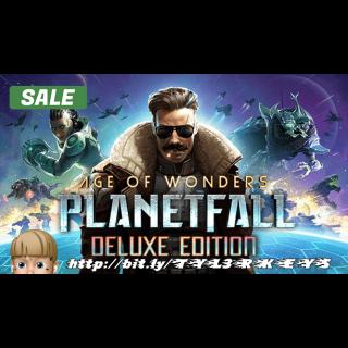Age of Wonders: Planetfall Deluxe Edition Steam Key 🔑 / Worth $59.99 / 𝑳𝑶𝑾𝑬𝑺𝑻 𝑷𝑹𝑰𝑪𝑬 / TYL3RKeys✔️