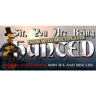 Sir, You Are Being Hunted Steam Key 🔑 / Worth $19.99 / TYL3RKeys✔️