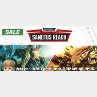 Warhammer 40,000: Sanctus Reach Steam Key 🔑 / Worth $29.99 / 𝑳𝑶𝑾𝑬𝑺𝑻 𝑷𝑹𝑰𝑪𝑬 / TYL3RKeys✔️