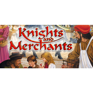 Knights and Merchants Steam Key 🔑 / Worth $6.99 / 𝑳𝑶𝑾𝑬𝑺𝑻 𝑷𝑹𝑰𝑪𝑬 / TYL3RKeys✔️