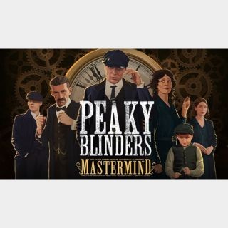 Peaky Blinders: Mastermind Steam Key 🔑 / Worth $24.99 / 𝑳𝑶𝑾𝑬𝑺𝑻 𝑷𝑹𝑰𝑪𝑬 / TYL3RKeys✔️