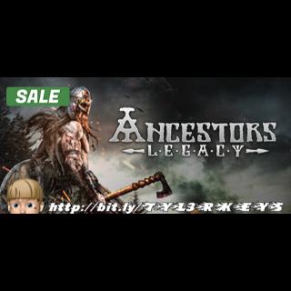 Ancestors Legacy Steam Key 🔑 / Worth $34.99 / 𝑳𝑶𝑾𝑬𝑺𝑻 𝑷𝑹𝑰𝑪𝑬 / TYL3RKeys✔️