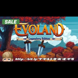 Evoland Legendary Edition Steam Key 🔑 / Worth $19.99 / 𝑳𝑶𝑾𝑬𝑺𝑻 𝑷𝑹𝑰𝑪𝑬 / TYL3RKeys✔️