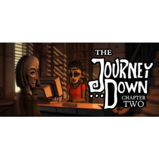 The Journey Down: Chapter Two Steam Key 🔑 / Worth $19.99 / TYL3RKeys✔️
