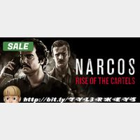 Narcos: Rise of the Cartels Steam Key 🔑 / Worth $29.99 / 𝑳𝑶𝑾𝑬𝑺𝑻 𝑷𝑹𝑰𝑪𝑬 / TYL3RKeys✔️