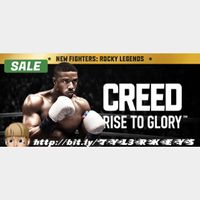 Creed: Rise to Glory™ Steam Key 🔑 / Worth $29.99 / 𝑳𝑶𝑾𝑬𝑺𝑻 𝑷𝑹𝑰𝑪𝑬 / TYL3RKeys✔️