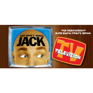 YOU DON'T KNOW JACK TELEVISION Steam Key 🔑 / Worth $2.99 / 𝑳𝑶𝑾𝑬𝑺𝑻 𝑷𝑹𝑰𝑪𝑬 / TYL3RKeys✔️