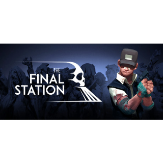 The Final Station Steam Key 🔑 / Worth $14.99 / 𝑳𝑶𝑾𝑬𝑺𝑻 𝑷𝑹𝑰𝑪𝑬 / TYL3RKeys✔️