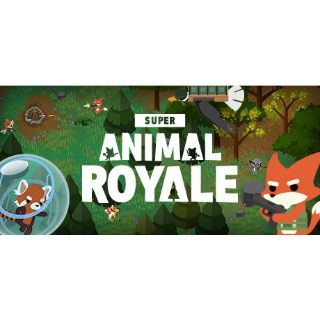 Super Animal Royale Steam Key 🔑 / Worth $12.99 / 𝑳𝑶𝑾𝑬𝑺𝑻 𝑷𝑹𝑰𝑪𝑬 / TYL3RKeys✔️