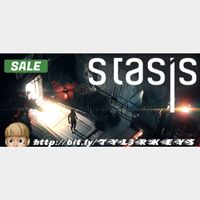 STASIS Steam Key 🔑 / Worth $9.99 / 𝑳𝑶𝑾𝑬𝑺𝑻 𝑷𝑹𝑰𝑪𝑬 / TYL3RKeys✔️
