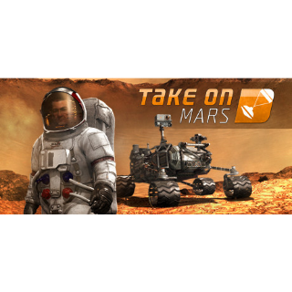 Take on Mars Steam Key 🔑 / Worth $26.99 / 𝑳𝑶𝑾𝑬𝑺𝑻 𝑷𝑹𝑰𝑪𝑬 / TYL3RKeys✔️