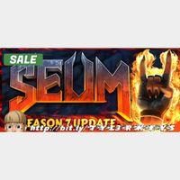 SEUM: Speedrunners from Hell Steam Key 🔑 / Worth $14.99 / 𝑳𝑶𝑾𝑬𝑺𝑻 𝑷𝑹𝑰𝑪𝑬 / TYL3RKeys✔️