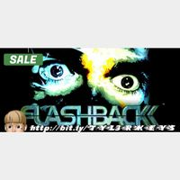 Flashback Steam Key 🔑 / Worth $9.99 / 𝑳𝑶𝑾𝑬𝑺𝑻 𝑷𝑹𝑰𝑪𝑬 / TYL3RKeys✔️