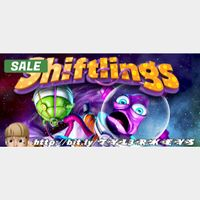 Shiftlings Steam Key 🔑 / Worth $14.99 / 𝑳𝑶𝑾𝑬𝑺𝑻 𝑷𝑹𝑰𝑪𝑬 / TYL3RKeys✔️