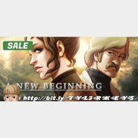 A New Beginning - Final Cut Steam Key 🔑 / Worth $9.99 / 𝑳𝑶𝑾𝑬𝑺𝑻 𝑷𝑹𝑰𝑪𝑬 / TYL3RKeys✔️