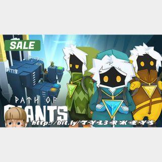 Path of Giants Steam Key 🔑 / Worth $8.99 / 𝑳𝑶𝑾𝑬𝑺𝑻 𝑷𝑹𝑰𝑪𝑬 / TYL3RKeys✔️