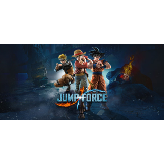 JUMP FORCE Steam Key 🔑 / Worth $59.99 / 𝑳𝑶𝑾𝑬𝑺𝑻 𝑷𝑹𝑰𝑪𝑬 / TYL3RKeys✔️