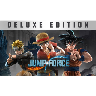 JUMP FORCE DELUXE EDITION Steam Key 🔑 / Worth $89.99 / 𝑳𝑶𝑾𝑬𝑺𝑻 𝑷𝑹𝑰𝑪𝑬 / TYL3RKeys✔️