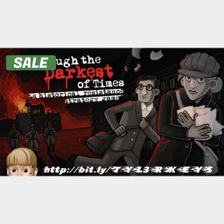 Through the Darkest of Times Steam Key 🔑 / Worth $14.99 / 𝑳𝑶𝑾𝑬𝑺𝑻 𝑷𝑹𝑰𝑪𝑬 / TYL3RKeys✔️