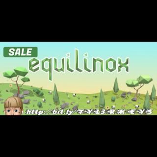 Equilinox Steam Key 🔑 / Worth $9.99 / 𝑳𝑶𝑾𝑬𝑺𝑻 𝑷𝑹𝑰𝑪𝑬 / TYL3RKeys✔️