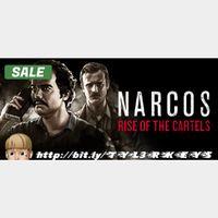 Narcos: Rise of the Cartels Steam Key 🔑 / Worth $29.99 / 𝑳𝑶𝑾𝑬𝑺𝑻 𝑷𝑹𝑰𝑪𝑬 / TYL3RKeys✔️