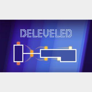 Deleveled Steam Key 🔑 / Worth $9.99 / 𝑳𝑶𝑾𝑬𝑺𝑻 𝑷𝑹𝑰𝑪𝑬 / TYL3RKeys✔️
