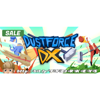 Dustforce DX Steam Key 🔑 / Worth $9.99 / 𝑳𝑶𝑾𝑬𝑺𝑻 𝑷𝑹𝑰𝑪𝑬 / TYL3RKeys✔️
