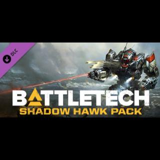 BATTLETECH Shadow Hawk Pack DLC Steam Key 🔑 / Worth $3.99 / 𝑳𝑶𝑾𝑬𝑺𝑻 𝑷𝑹𝑰𝑪𝑬 / TYL3RKeys✔️