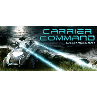 Carrier Command: Gaea Mission Steam Key 🔑 / Worth $32.99 / 𝑳𝑶𝑾𝑬𝑺𝑻 𝑷𝑹𝑰𝑪𝑬 / TYL3RKeys✔️