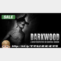 Darkwood Steam Key 🔑 / Worth $14.99 / 𝑳𝑶𝑾𝑬𝑺𝑻 𝑷𝑹𝑰𝑪𝑬 / TYL3RKeys✔️