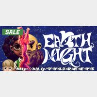 EarthNight Steam Key 🔑 / Worth $14.99 / 𝑳𝑶𝑾𝑬𝑺𝑻 𝑷𝑹𝑰𝑪𝑬 / TYL3RKeys✔️