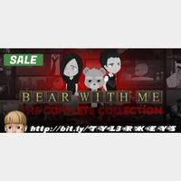 Bear With Me: The Complete Collection Steam Key 🔑 / Worth $14.98 / 𝑳𝑶𝑾𝑬𝑺𝑻 𝑷𝑹𝑰𝑪𝑬 / TYL3RKeys✔️
