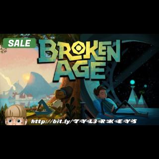 Broken Age Steam Key 🔑 / Worth $14.99 / 𝑳𝑶𝑾𝑬𝑺𝑻 𝑷𝑹𝑰𝑪𝑬 / TYL3RKeys✔️