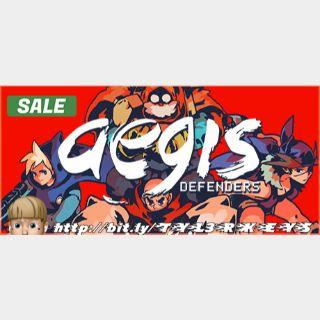 Aegis Defenders Steam Key 🔑 / Worth $19.99 / 𝑳𝑶𝑾𝑬𝑺𝑻 𝑷𝑹𝑰𝑪𝑬 / TYL3RKeys✔️