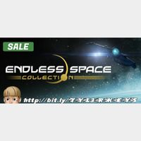 Endless Space® - Collection Steam Key 🔑 / Worth $9.99 / 𝑳𝑶𝑾𝑬𝑺𝑻 𝑷𝑹𝑰𝑪𝑬 / TYL3RKeys✔️