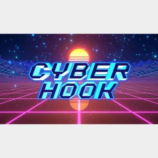 Cyber Hook Steam Key 🔑 / Worth $14.99 / 𝑳𝑶𝑾𝑬𝑺𝑻 𝑷𝑹𝑰𝑪𝑬 / TYL3RKeys✔️