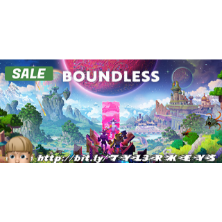 Boundless Steam Key 🔑 / Worth $39.99 / 𝑳𝑶𝑾𝑬𝑺𝑻 𝑷𝑹𝑰𝑪𝑬 / TYL3RKeys✔️