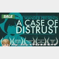 A Case of Distrust Steam Key 🔑 / Worth $14.99 / 𝑳𝑶𝑾𝑬𝑺𝑻 𝑷𝑹𝑰𝑪𝑬 / TYL3RKeys✔️