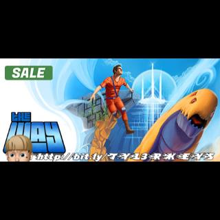 The Way Steam Key 🔑 / Worth $14.99 / 𝑳𝑶𝑾𝑬𝑺𝑻 𝑷𝑹𝑰𝑪𝑬 / TYL3RKeys✔️