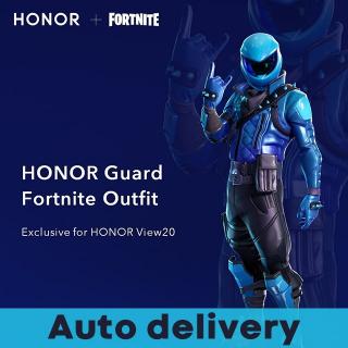 Code | Fortnite Honor Guard