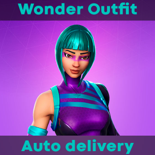 Code | Fortnite Wonder Outfit