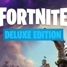 Fortnite Save the World Deluxe Edition (epic games account) PC