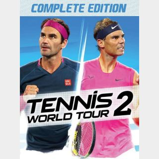 Tennis World Tour 2: Complete Edition (NA Region) instant