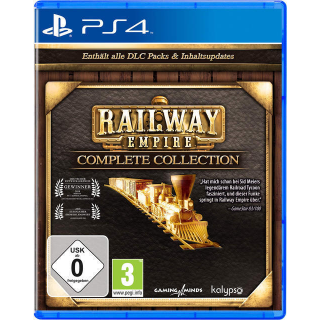 Railway Empire - Complete Collection (PS4 Europe Code ) Instant
