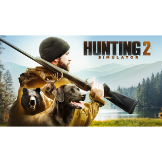 Hunting Simulator 2 (Xbox one Global Code) instant